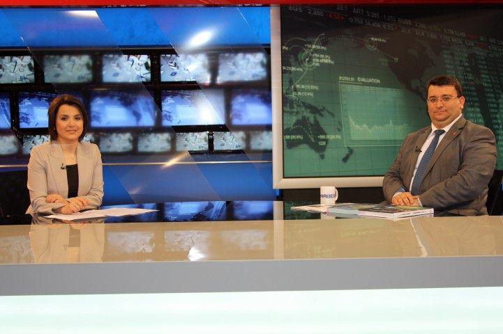 Erkan AYAN,TRTHABER TV canlı yayına katıldı