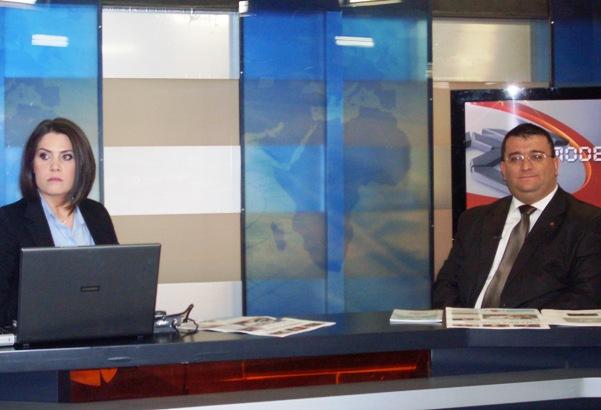 Erkan AYAN,24 TV canlı yayına konuk oldu.