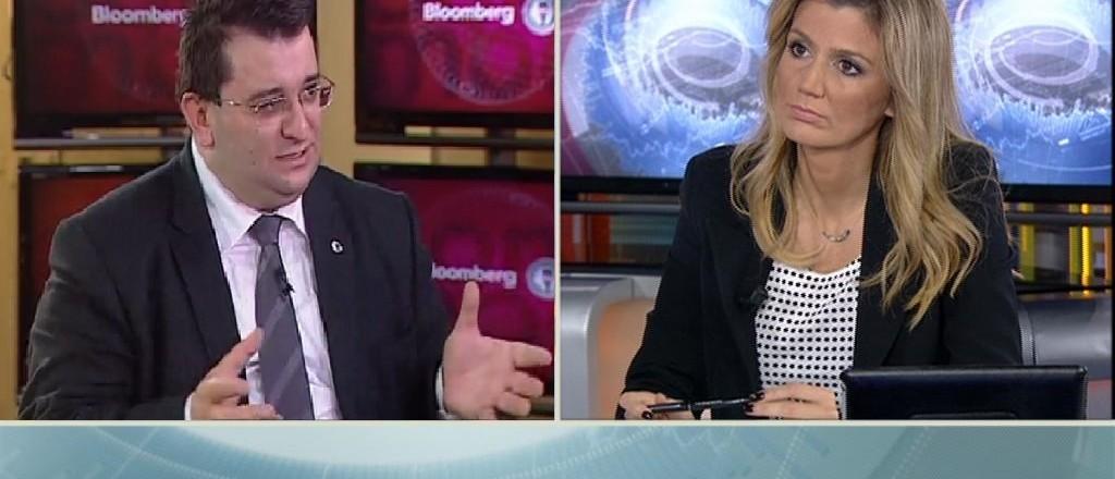 Erkan AYAN,Bloomberg HT TV'ye canlı yayın konuğu oldu.